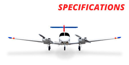 Piper PA-44 Specifications