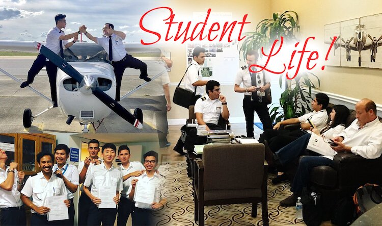Student Life at Epic Flight Academy