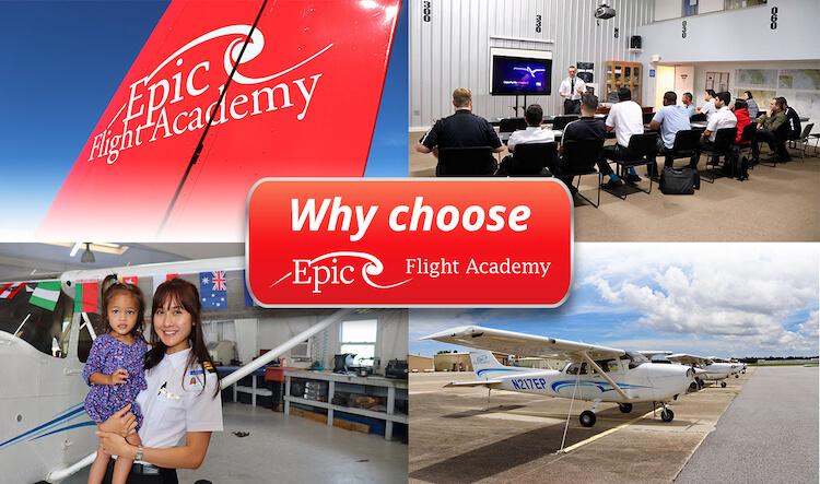 Why Choose Epic Flight Academy