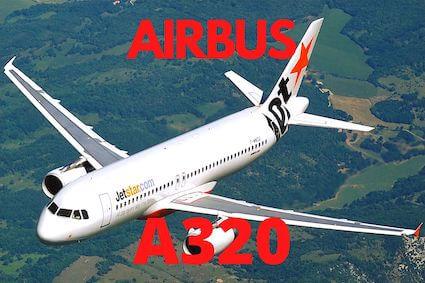 Airbus A320 Airline Fleet