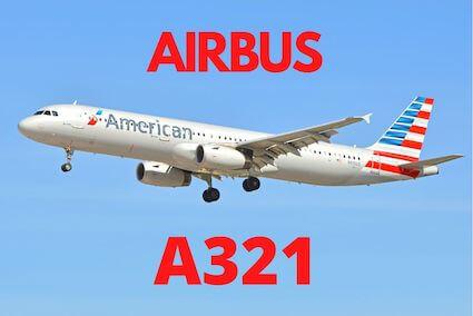 Airbus A321 Airline Fleet