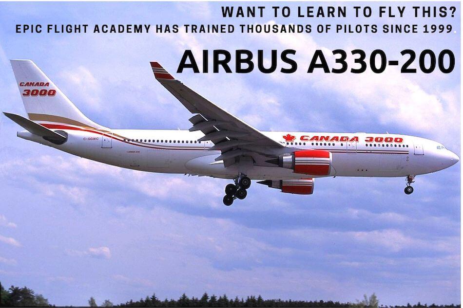 Airbus A330-200 Aircraft