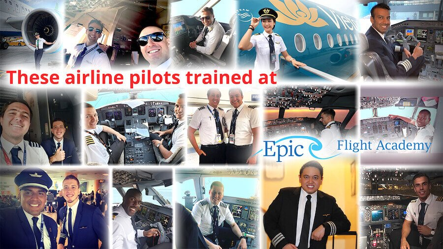 Commercial Airline Pilot Salary