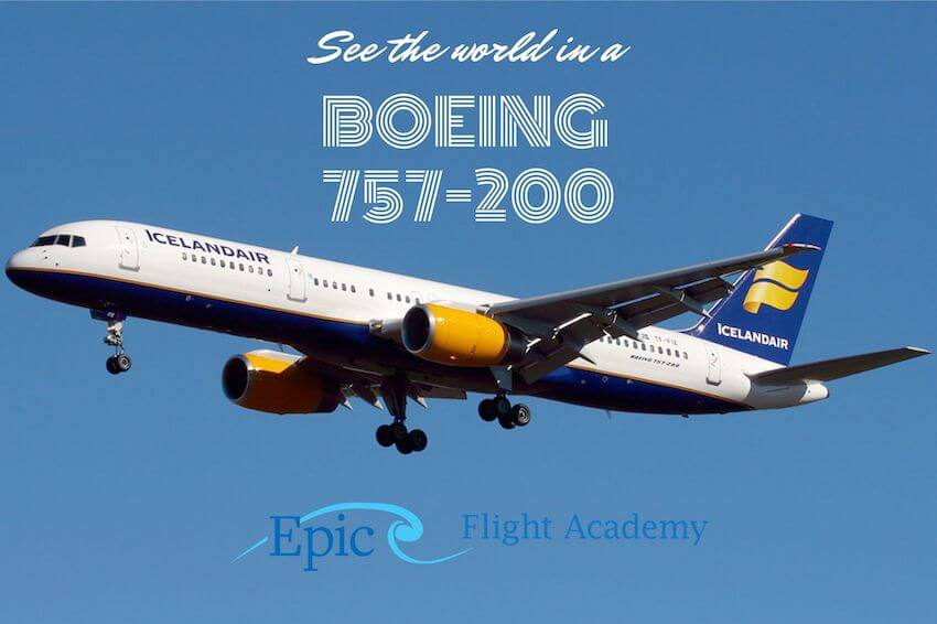 Boeing 757 200 General Information Features Fun Facts
