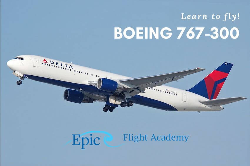 Boeing 767-300 Aircraft
