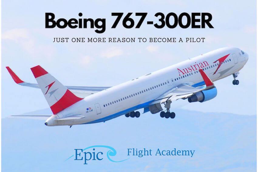 Boeing 767-300ER Aircraft