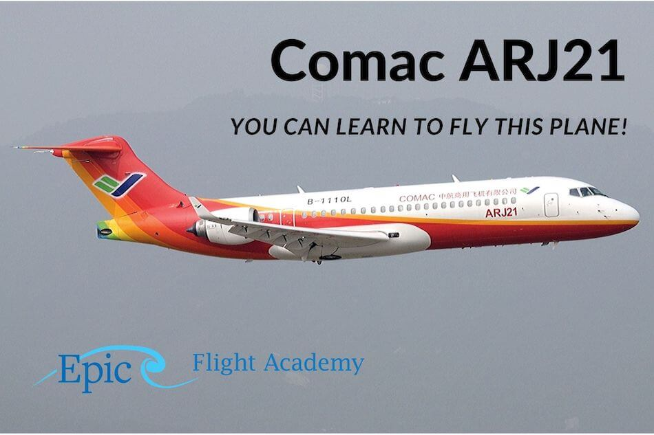 Comac ARJ21 Aircraft