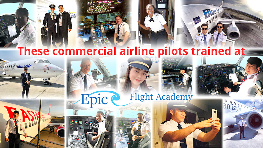 Commercial Airline Hiring Requirements