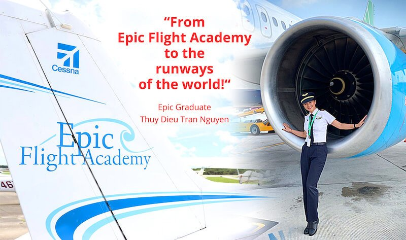 Epic Graduate First Officer