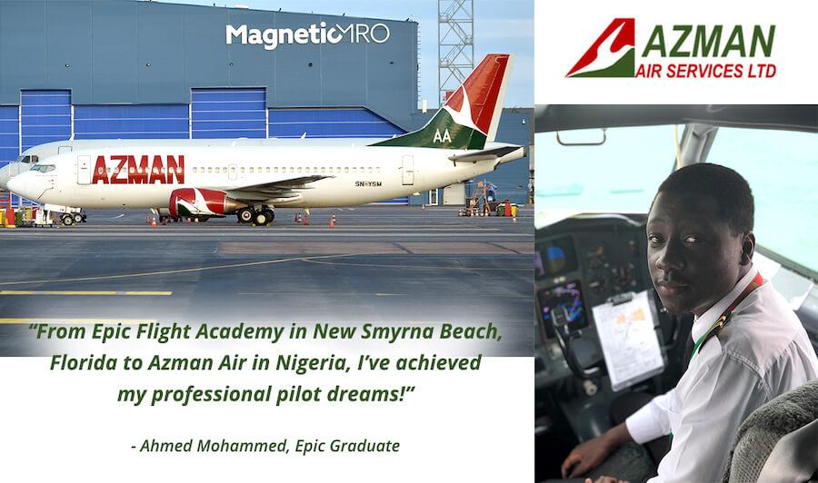 Epic Graduate Azman Air