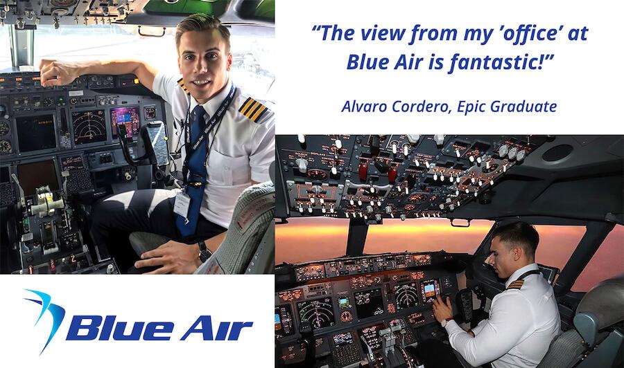 Epic Graduate Blue Air