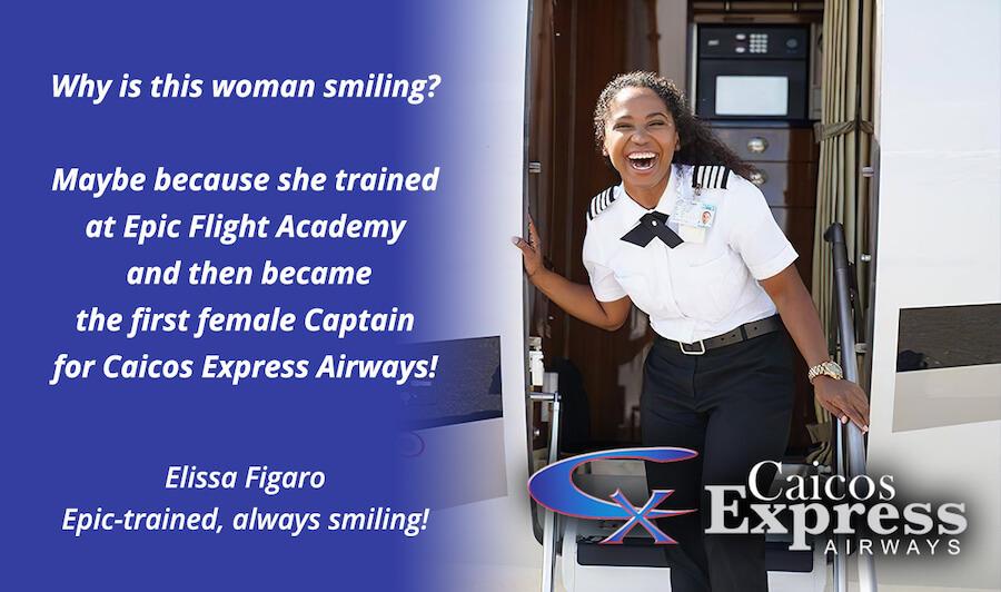 Hiring Requirements Caicos Express Airways - Epic Flight ...