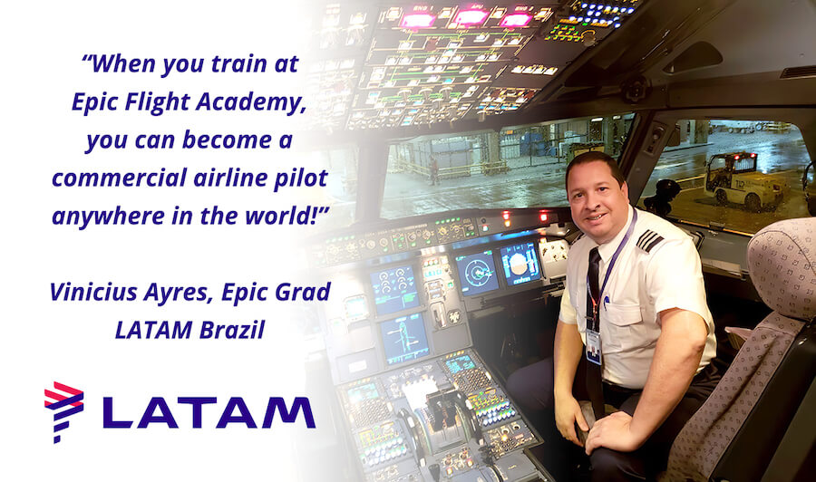 Epic Graduate LATAM Brazil