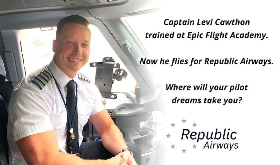 Epic Graduate Republic Airways