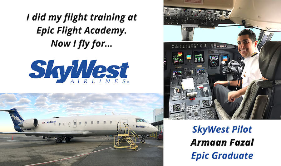 SkyWest Airlines Hiring Requirements