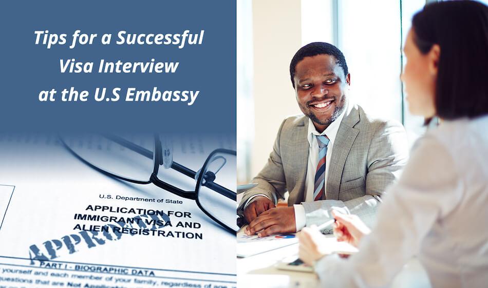 10 Tips for US Visa Interview