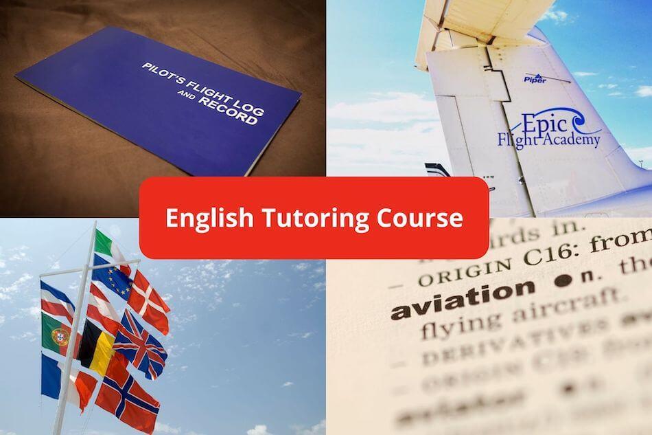 Aviation English Tutoring Course