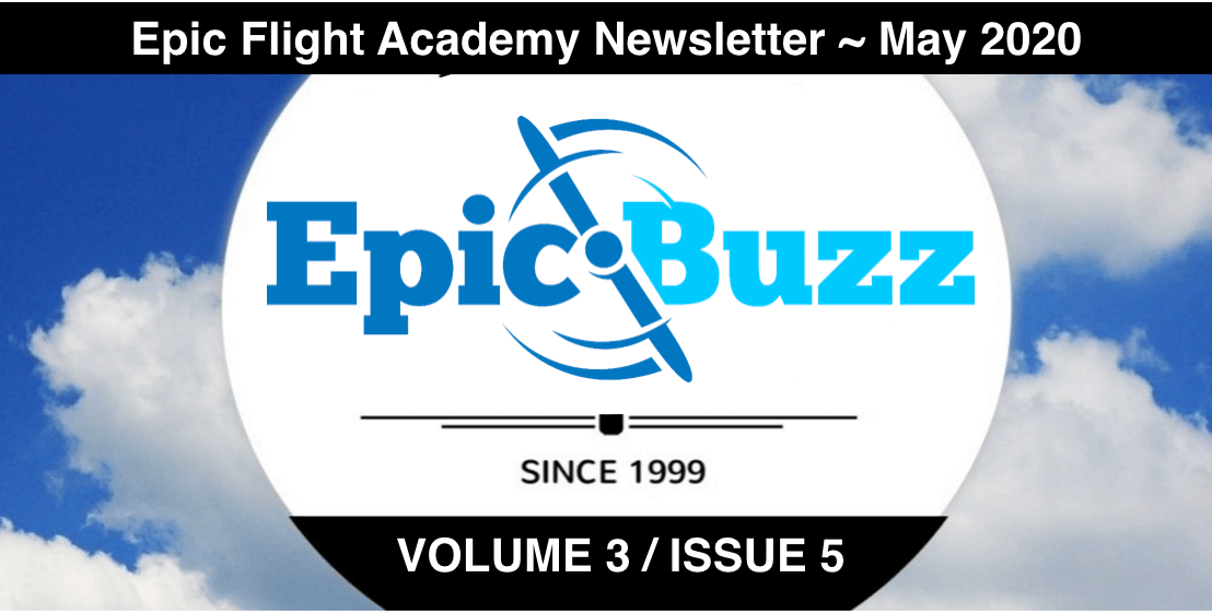Epic Buzz Newsletter May 2020