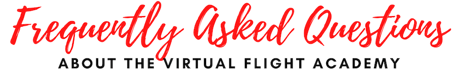 FAQ Virtual Flight Academy