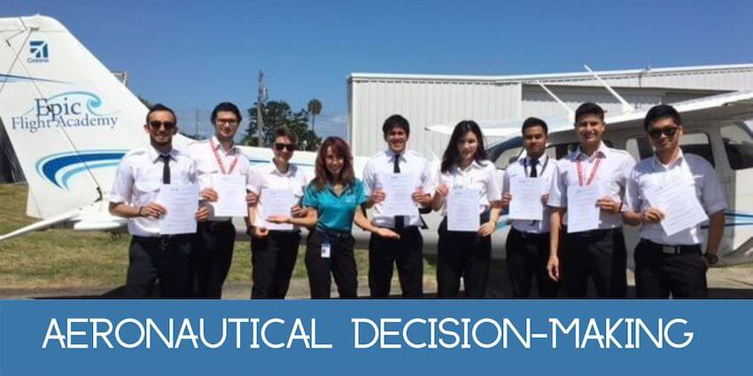 Aeronautical Decision-Making at Epic
