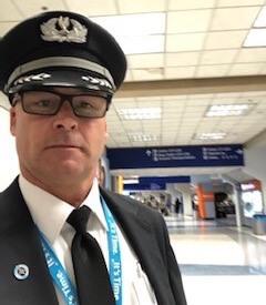 Captain Stephen Austin, PAC Member