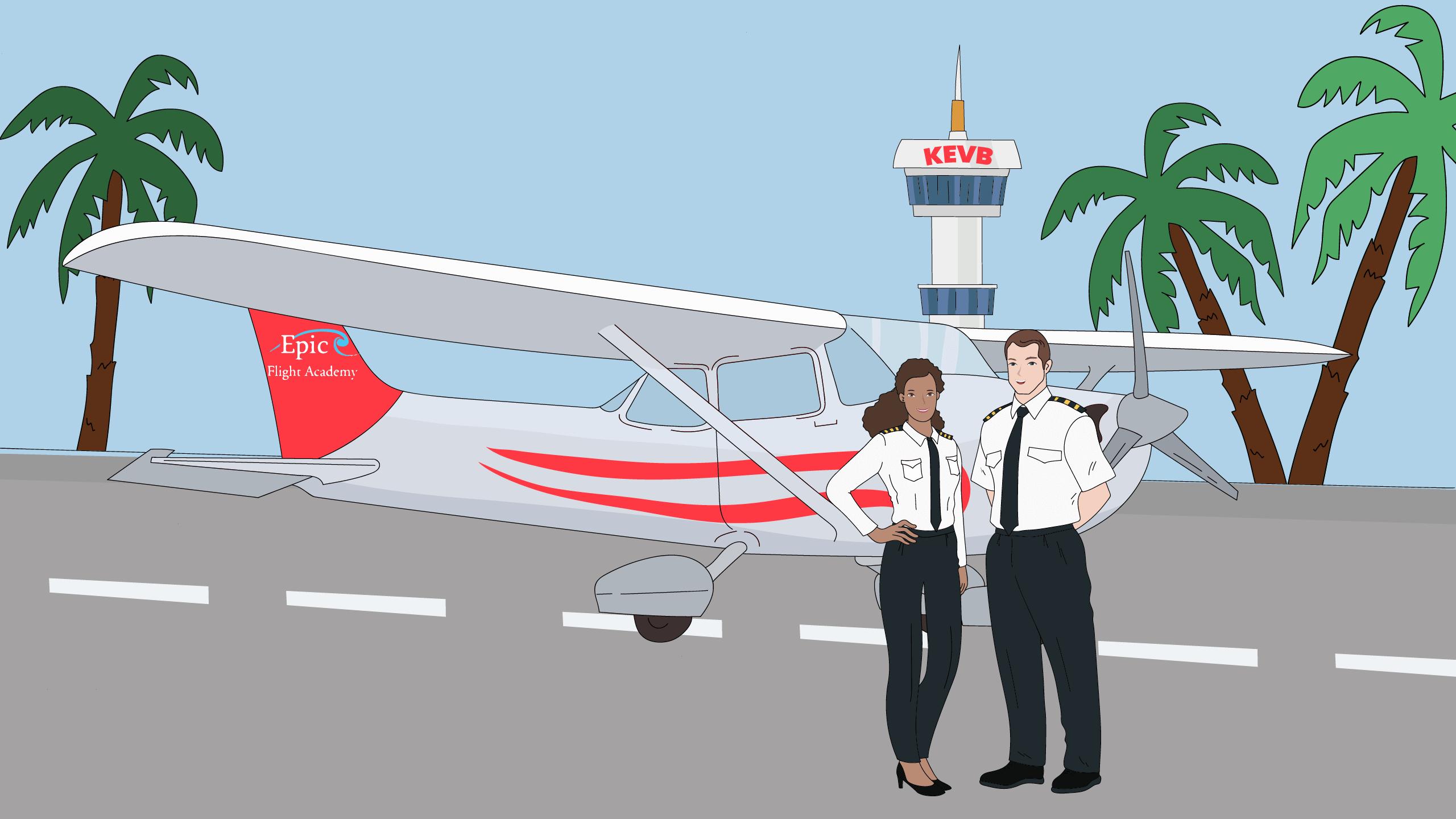Училище за летателно обучение и пилотно-тренировъчен център