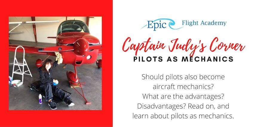 Pilots as A&P Mechanics