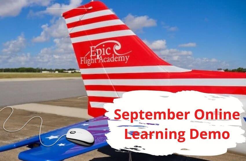 September Online Course Demo