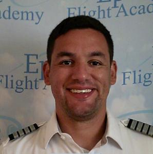Flight Instructor Ian Gammon
