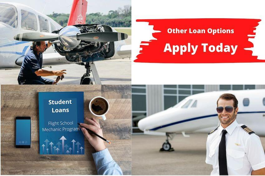 Loan Options for Student Pilots