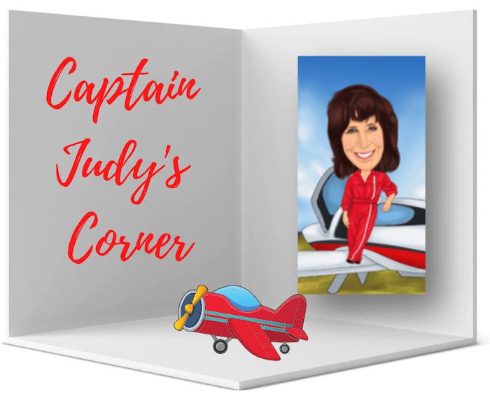 Captain Judy's Corner