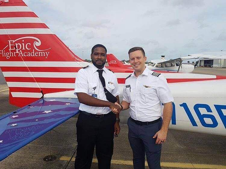 CFI Training at Epic Flight Academy