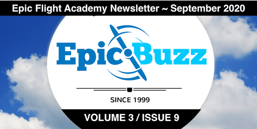Epic Buzz Sept 2020 Newsletter