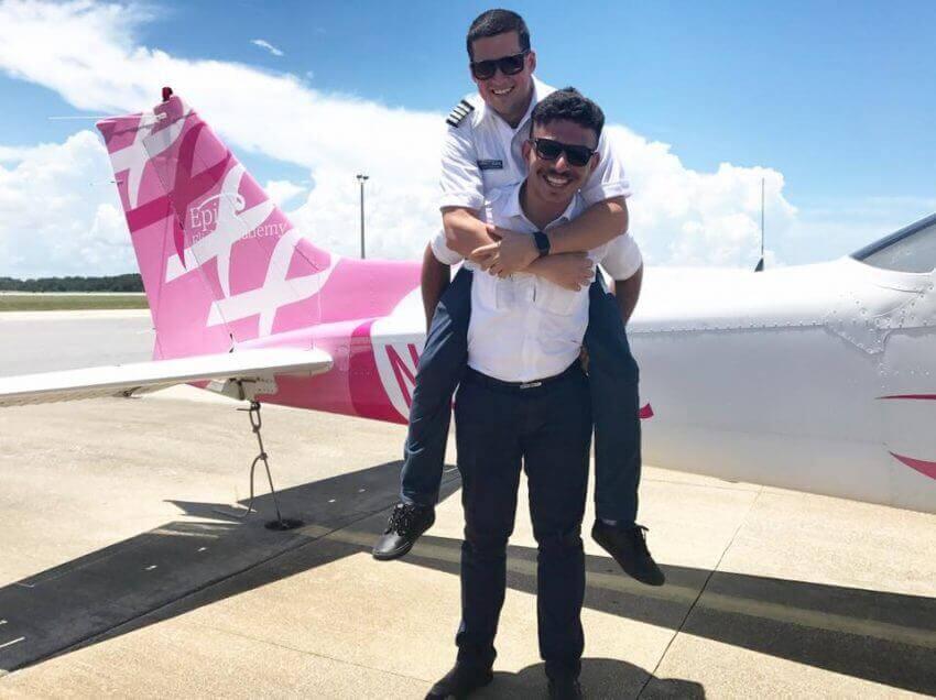 Epic Flight Academy Instructors