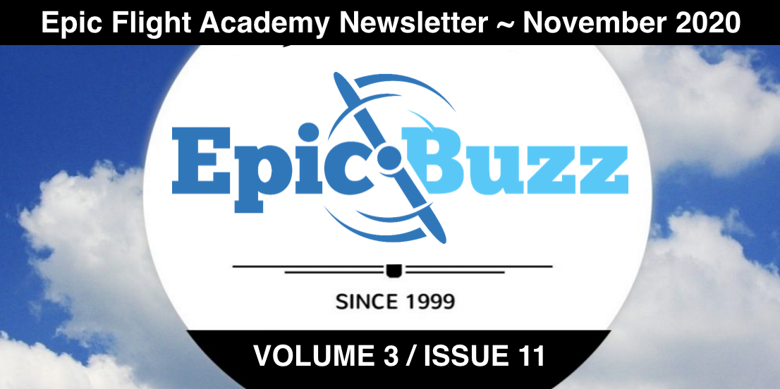 Epic Buzz Newsletter Nov 2020