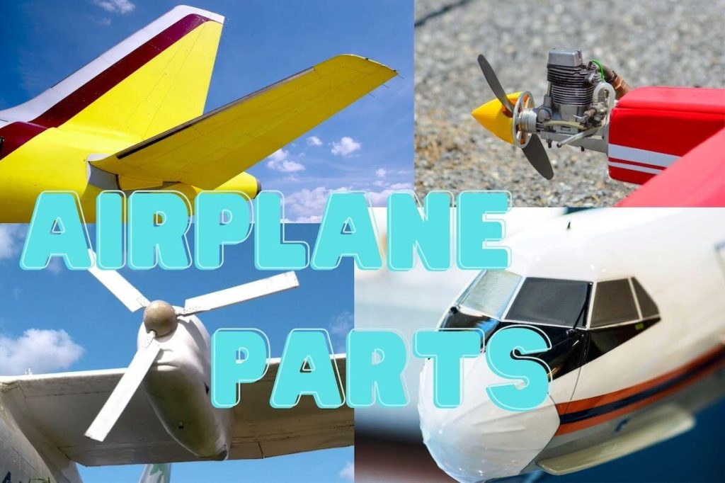 Airplane Parts and Components