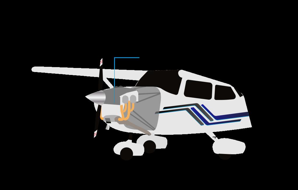 Airplane Engine or Motor
