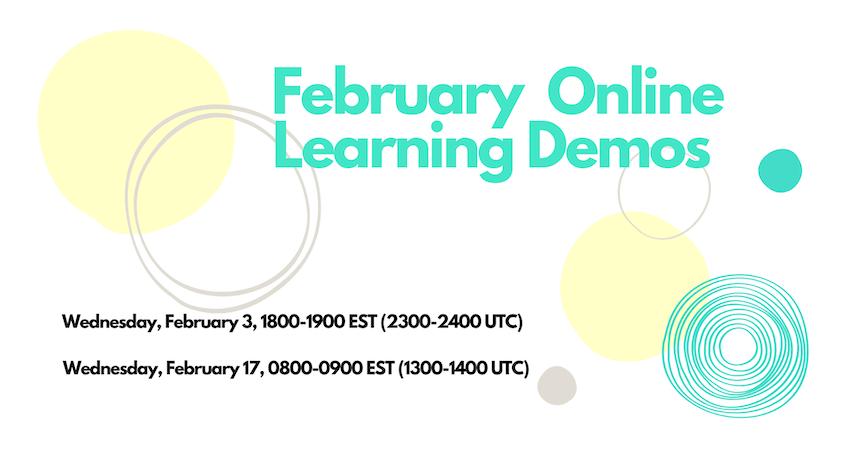 February 2020 Online Demo