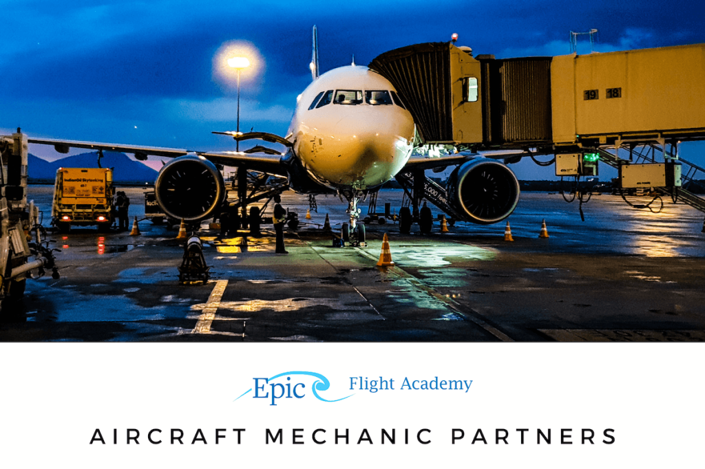 Aircraft Mechanic Partnerships