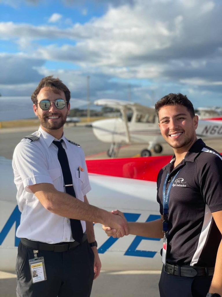 Airline Direct Program Flight Training