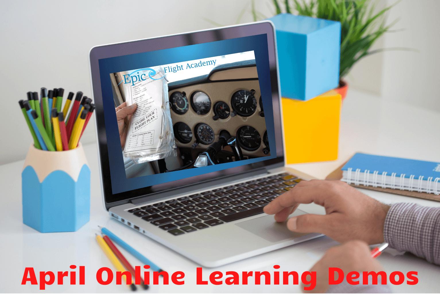 April 2021 Online Learning Demos