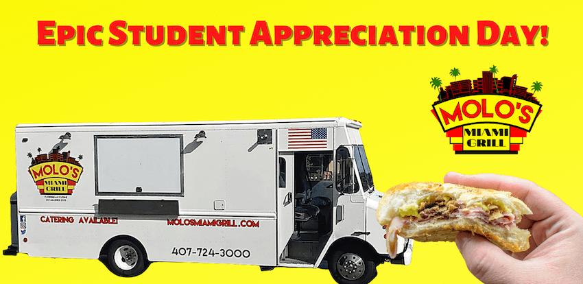 April 2021 Student Appreciation Day