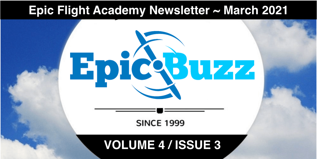 Epic Buzz Newsletter March 2021