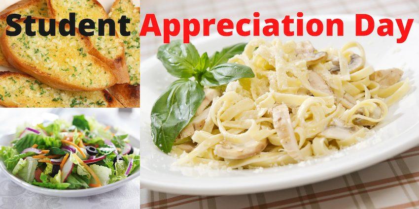 Student Appreciation March 2021
