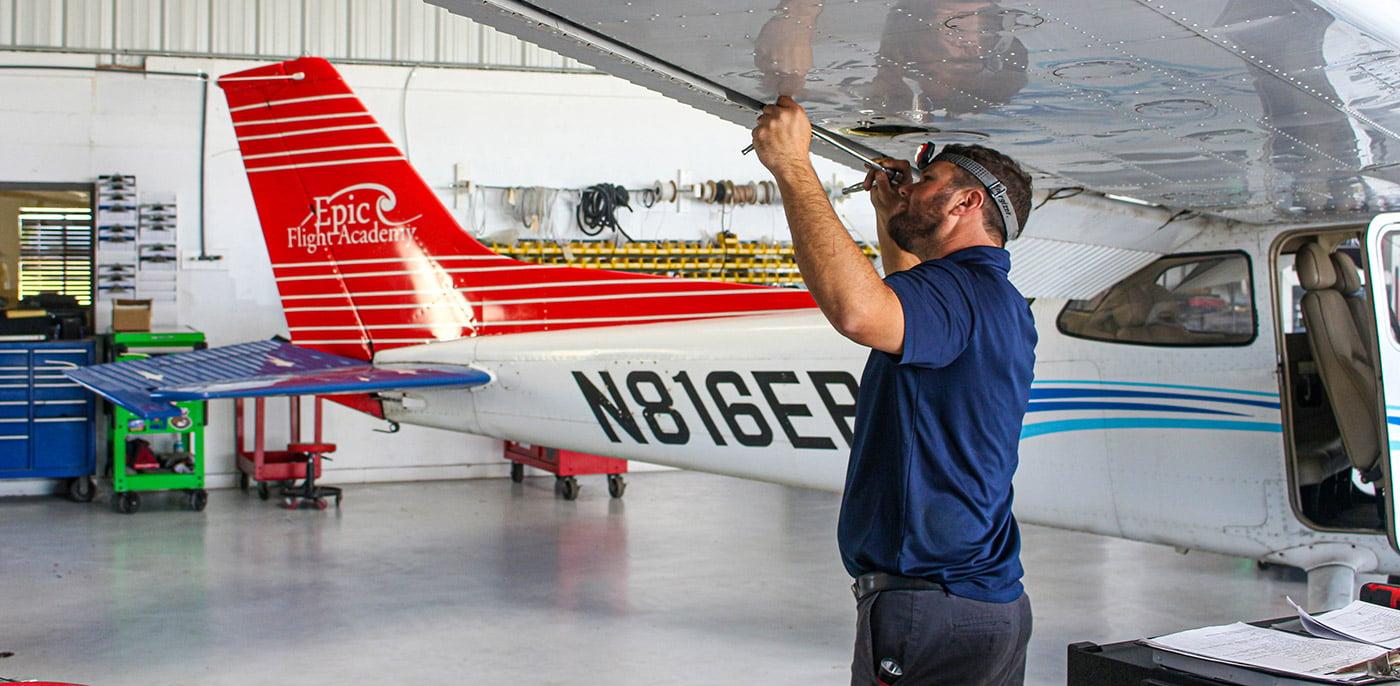 Aircraft Mechanic School