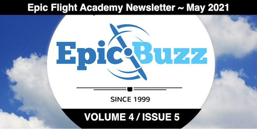 Epic Buzz Newsletter May 2021