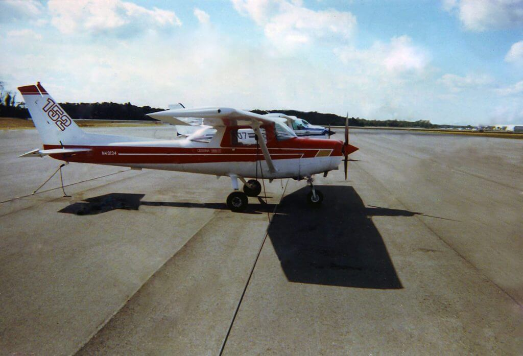 Epic First Plane Cessna 152
