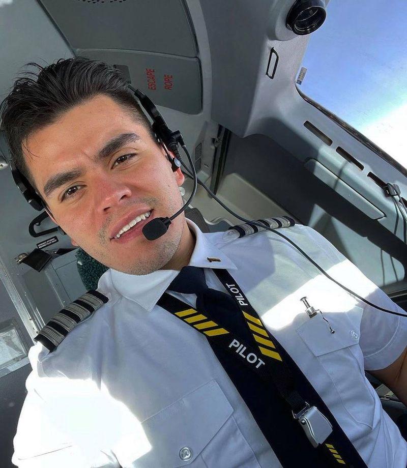 Captain Brayan Valencia