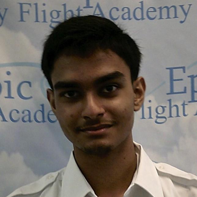 Pilot Pulkit Mathur