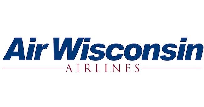 Air Wisconsin Logo Sponsor